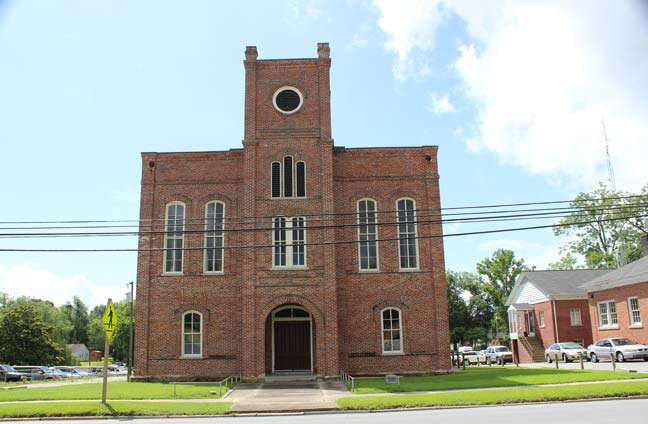 Old Martin County Courthouse – Visit Martin County, NC