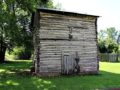 Log Tobacco Barn